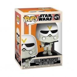 Figura Snowtrooper Concept Series Star Wars POP Funko 471