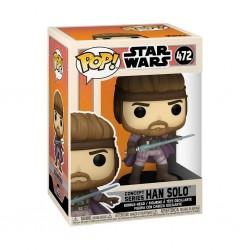 Figura Han Solo Concept Series Star Wars POP Funko 472