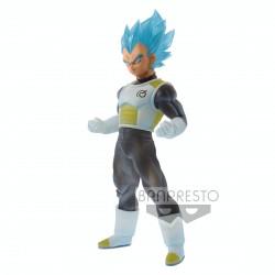 Figura Dragon Ball Super Clearise Super Saiyan God Vegeta Banpresto