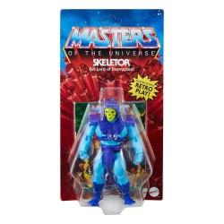 Classic Skeletor Origins Masters del Universo Mattel