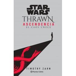 Star Wars Thrawn Ascendencia 1. El Caos Crece (Novela)