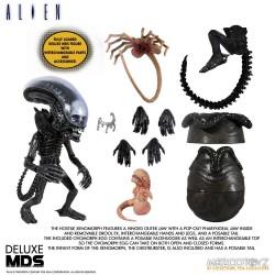 Figura Alien Xenomorph MDS Deluxe Mezco