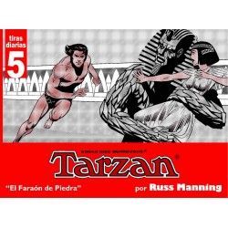 Tarzan. Tiras Diarias 5