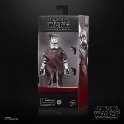 Figura Clone Captain Rex Star Wars The Clone Wars Black Series Hasbro