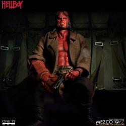 Figura Hellboy Mezco The One:12 Collective Marvel