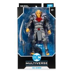 Figura Demon (Demon Knights) DC Multiverse McFarlane Toys