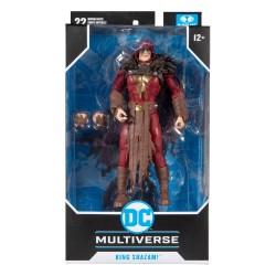 Figura King Shazam (The Infected) DC Multiverse McFarlane Toys