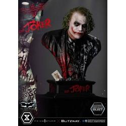 Busto The Joker Heath Ledger The Dark Knight Prime 1 Studio