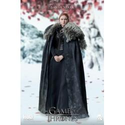 Figura Sansa Stark Escala 1/6 Juego de Tronos Temporada 8 Threezero