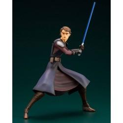 Estatua Anakin Skywalker Star Wars The Clone Wars Artfx 1/10 Kotobukiya