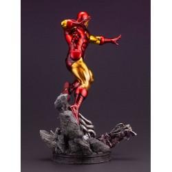 Estatua iron Man Avengers Fine Art Escala 1:6 Kotobukiya