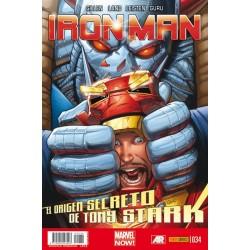 Iron Man (27-44) (Colección Completa)