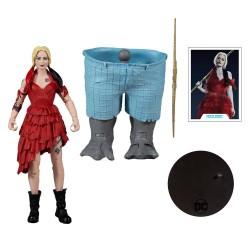 Figura Harley Quinn Suicide Squad Escuadrón Suicida DC Multiverse McFarlane Toys