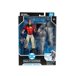 Figura Peace Maker (Unmasked) Suicide Squad Escuadrón Suicida DC Multiverse McFarlane Toys