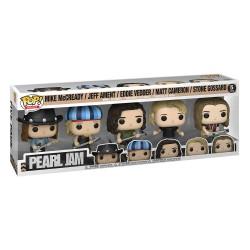 Pack 5 Figuras Pearl Jam POP Funko Rocks 5