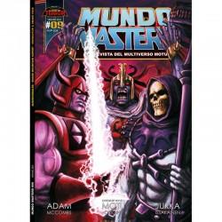 Mundo Masters 9. La Revista de los Masters del Universo