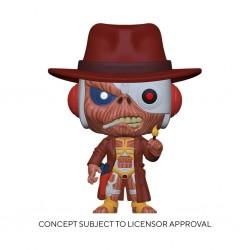 Figura Eddie Iron Maiden Stranger In A Strange Land (Chase) Rocks Pop Funko