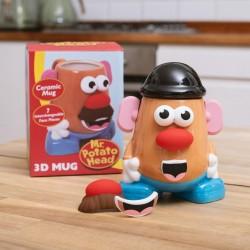Taza Mister Potato Con Partes Intercambiables.