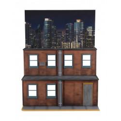 Diorama Urbano Para Action Figures Neca