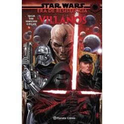 Star Wars Era de la Resistencia: Villanos