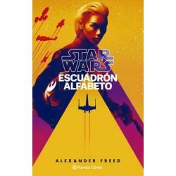 Star Wars Escuadrón Alfabeto 1 (Novela)