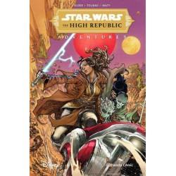 Star Wars High Republic Aventuras 1