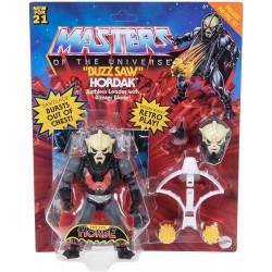 Figura Hordak Buzz Saw Deluxe Masters del Universo Origins Mattel