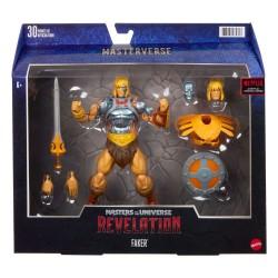 Figura Faker Masters Of The Universe Revelation Masters del Universo