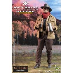 Figura John Wayne Escala 1/6 Deluxe Infinite Statue