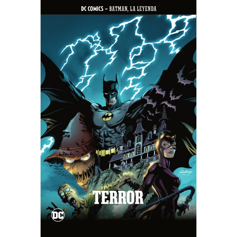 Batman, La Leyenda 58: Terror