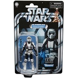 Figura Shock Scout Trooper Star Wars Vintage Gaming Greats Hasbro