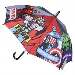 Paraguas Automático Marvel Héroes Retro