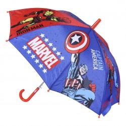 Paraguas Automático Marvel Héroes Vintage