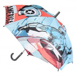 Imagén: Paraguas Automático Capitán América