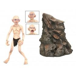 Figura Gollum Deluxe El Señor De Los Anillos Diamond