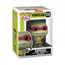 Figura Raphael Tortugas Ninja Movies Funko Pop 1135