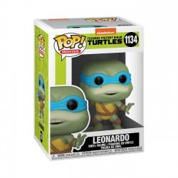 Figura Leonardo Tortugas Ninja 2 Movies Funko Pop 1134