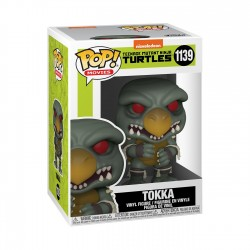 Figura Tokka Tortugas Ninja 2 Movies Funko Pop 1139
