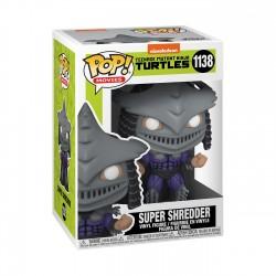 Figura Super Shredder Tortugas Ninja 2 Movies Funko Pop 1138