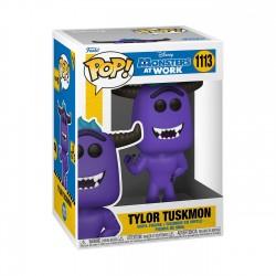 Figura Tylor Monsters At Work Disney Funko Pop 1113