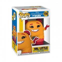 Figura Val Monsters At Work Disney Funko Pop 1114