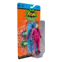Figura Joker Batman 66 DC Retro McFarlane Toys