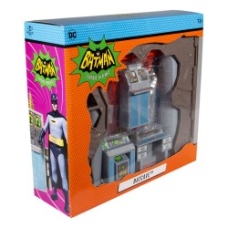 Playset Batcueva Batman 66 DC Retro McFarlane Toys