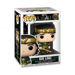 Figura Kid Loki Marvel POP Funko 900