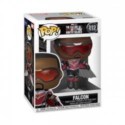 Figura Falcon Flying Pose The Falcon And The Winter Soldier Marvel Pop Funko 812