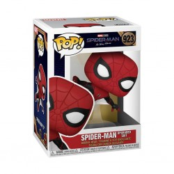 Figura Spiderman Upgraded Suit No Way Home Marvel POP Funko 923