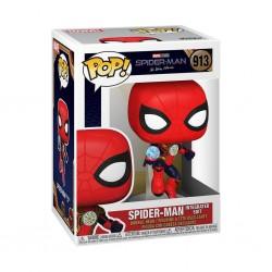 Figura Spiderman Integrated Suit No Way Home Marvel POP Funko 913