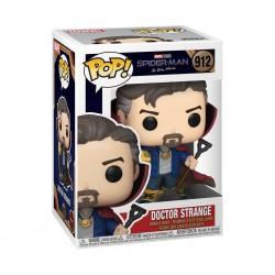 Imagén: Figura Doctor Strange Spiderman No Way Home POP Funko 912