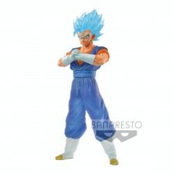 Figura Dragon Ball Super Clearise Super Saiyan God Super Saiyan Vegito Banpresto