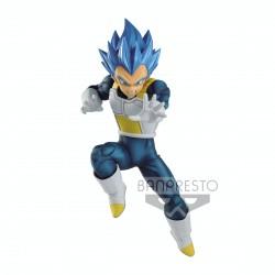 Figura Dragon Ball Super Chosenshiretsuden II Vol 7 Super Saiyan God Super Saiyan Vegeta Evolution Banpresto